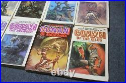 Complete Conan The Barbarian Robert E Howard Series 1-12 Paperback Ace Books