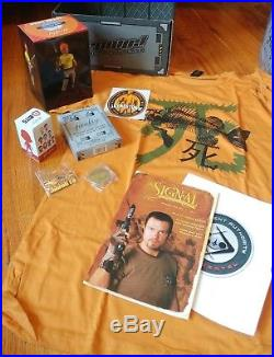 Complete Season 1 Firefly Lootcrate Kaylee Mal Wash Zoey Inara Book and More