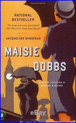 Complete Set Series Lot of 14 Maisie Dobbs mystery books Jacqueline Winspear