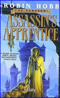 Complete Set Series Lot of 16 Realms of the Elderlings books Robin Hobb Fool