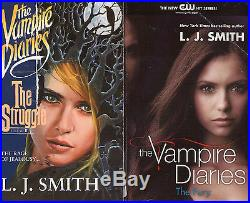 Complete Set Series Lot of 16 Vampire Diaries books by L. J. Smith Return Hunters
