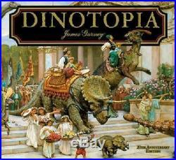 Complete Set Series Lot of 18 Dinotopia Books James Gurney & Alan Dean Foster