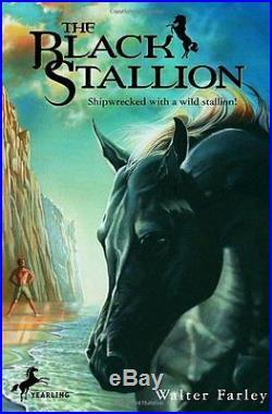 Complete Set Series Lot of 21 Black Stallion books by Steven & Walter Farley