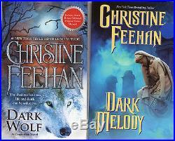 Complete Set Series Lot of 29 Carpathians Dark Series Books by Christine Feehan