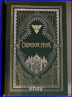 Crimson Peak Signed by Guillermo Del Toro 24/500 Titan Books