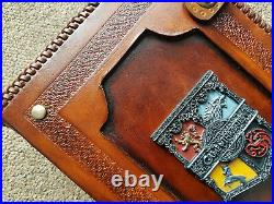 Custom Made Leather Bound Book A Game of Thrones A Song of Ice and Fire