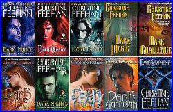 DARK Series CARPATHIANS by Christine Feehan MM Paperback Set 1-27 in 26 Books