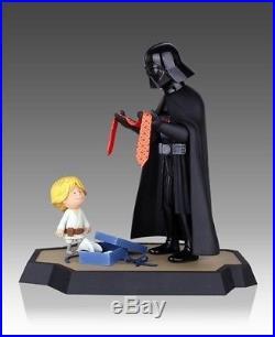 DARTH VADER SON LITTLE LUKE MAQUETTE & BOOK Gentle Giant Jeffrey Brown Star Wars