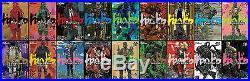 DOROHEDORO Series of EXPLICIT MANGA by Q Hayashida Collection Set of Books 1-18