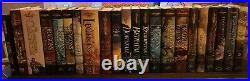 DRAGONLANCE MASTER SET EVERY HARDCOVER 22 (26) BOOK WEIS HICKMAN TSR WoC
