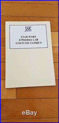 DRESSING A GALAXY The Costumes of Star Wars Special Edition Signed #443