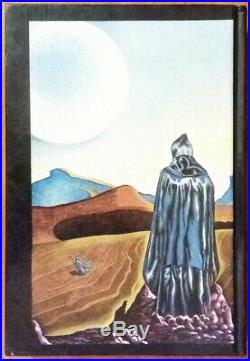 DUNE CHRONICLES by Frank Herbert COMPLETE SERIES SET! Rare & Old Hardcover Books
