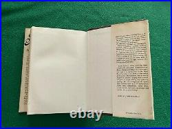 DUNE Frank Herbert 1965 Hardcover with Dust Jacket, Book Club Edition BCE