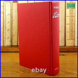 DUNE, Frank Herbert, 1ST BOOK CLUB EDITION & PRINTING, Chilton, HC