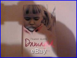 Damaged by GLASS CATHY Book The Cheap Fast Free Post