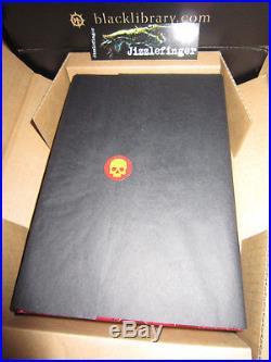 Dan Abnett THE MAGOS Signed/Limited Edition MINT Warhammer 40K Eisenhorn Book 4