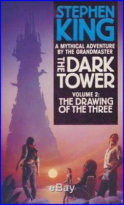 Dark Tower 2Drawing Of Three The Drawing of the Three by King, Stephen Book