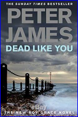 Dead Like You, James, Peter Paperback Book The Cheap Fast Free Post