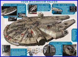Deagostini Build Millennium Falcon Studio 11 Scale Full Kit Complete Star Wars