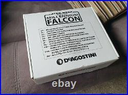 Deagostini Build The Millennium Falcon Magazine Collection Complete All Extras