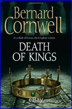 Death of Kings (The Last Kingdom Series, Book 6) by Cornwell, Bernard Book The