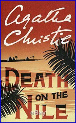 Death on the Nile (Poirot) by Christie, Agatha Paperback Book The Cheap Fast