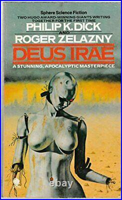 Deus Irae by Zelazny Paperback Book The Cheap Fast Free Post