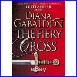 Diana Gabaldon 6 Books Collection Set (Outlander, Dragonfly In Amber) New Pack