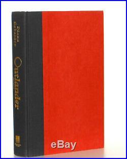 Diana Gabaldon Outlander Book 1 Hardcover 1st Edition 1st Print Very Good
