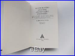 Doctor Who And The Abominable Snowman 1985 W. H. Allen Book (Not Ex Library)