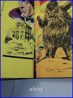 Doctor Who Annual 1969. Fab Condition! World Distributors Unclipped no pen marks