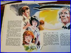 Doctor Who Invasion From Space Storybook Annual