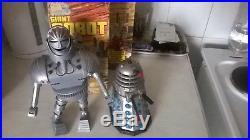 Doctor Who Job Lot Denys Fisher Mego Palitoy Giant Robot Boxed Talking Dalek