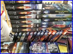 Doctor Who. Large quantity of target and reference books, joblot