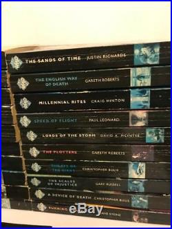 Doctor Who Missing Adventure Books Complete 33 Book Set