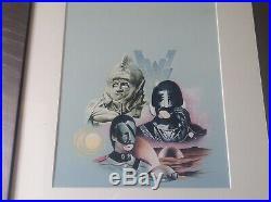 Doctor Who Original Target Artwork