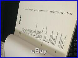 Doctor Who Production Guide 1 Copy Only -classic Series Large Hardback Book