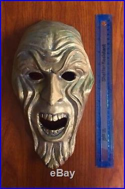 Doctor Who Prop Replica Masque of Mandragora mask