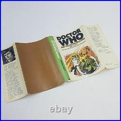 Doctor Who & THE AUTON INVASION (1974) Allan Wingate Hardback Ex Library