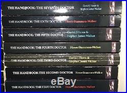 Doctor Who The Handbook Compete Collection Virgin Books. Rare