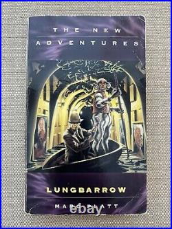 Doctor Who The New Adventures Lungbarrow 1997 1st First Edition VIRGIN PB Rare