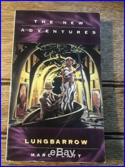 Doctor Who The New Adventures Lungbarrow c 1997 VG condition