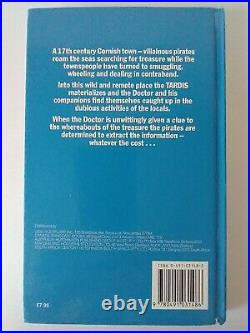 Doctor Who The Smugglers Terrance Dicks Hardback Book WH Allen not Library 1988