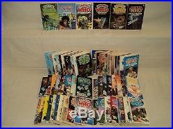 Doctor Who Vintage Paperback SET/LOT 62 Books! 1973-1984 Terrance Dicks (s 8053)