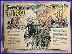 Dr Who Annual 1967 William Hartnell, Playthings of Fo, Jack and Dot Companions
