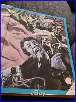 Dr who annual 1971 x the pink one x EXTREMELY RARE BOOK x 270 x