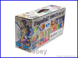 Dragon Ball Z Complete Set Anime Manga Comics Vols 1- 26 Kids Book Gift Box Set