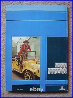 Dutch'Doctor Who' Annual 1976 NM Condition RARE Hardback book Tom Baker