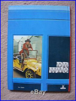 Dutch'Doctor Who' Annual 1976 NM Condition RARE Hardback book Tom Baker