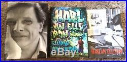 ELLISON WONDERLAND Harlan Ellison 200 copy SIGND/LTD/SLIP + EXTRA BOOK fine OOP